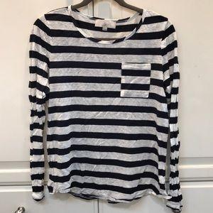 LOFT - Linen Cotton Blend Shirt